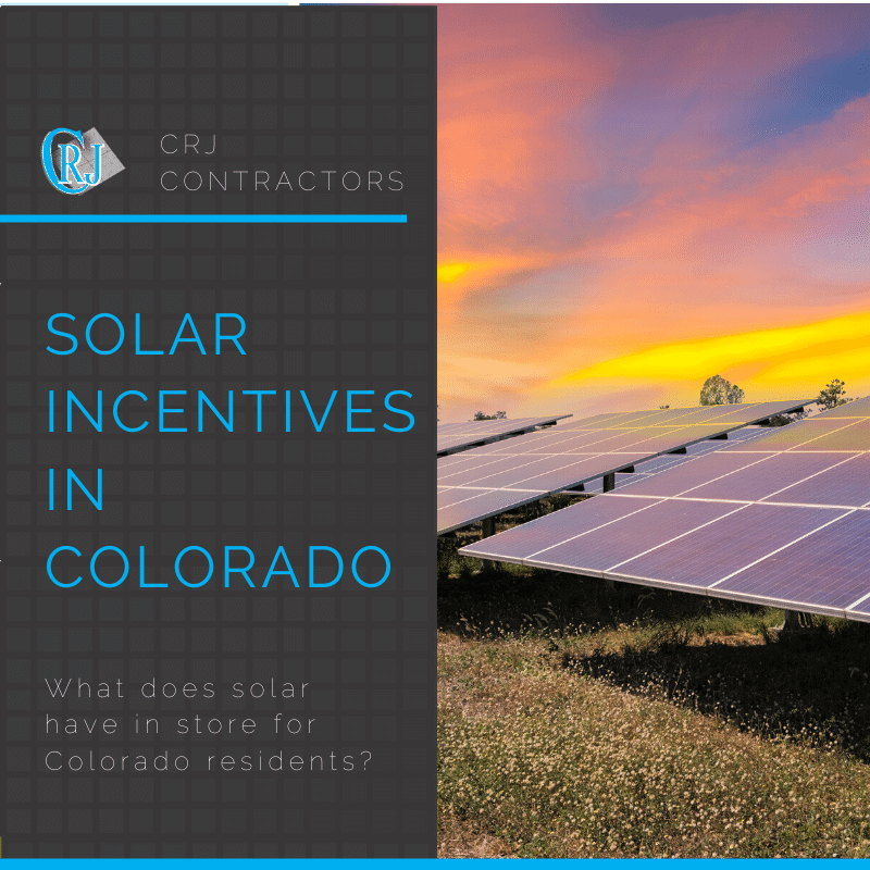 featured photo showing solar incentives in Colorado