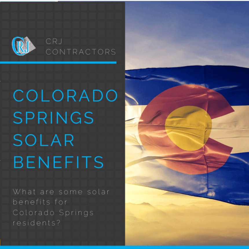 featured photo showing colorado springs solar benefits