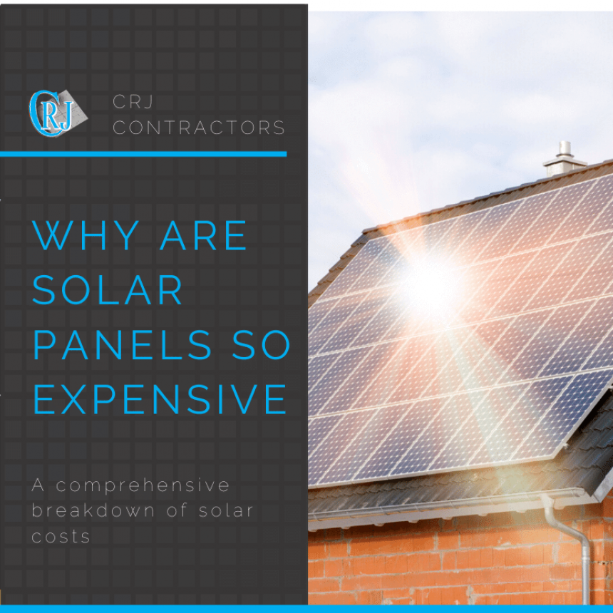 why are solar panels so expensive featured photo